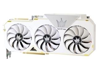 影驰GeForce RTX 2080Ti  HOF PLUS图片