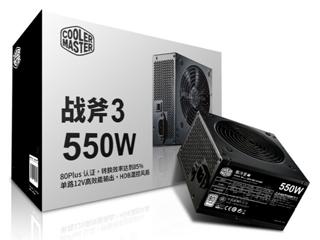 酷冷至尊战斧三代 550W图片