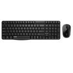 雷柏X1800S无线鼠标键盘套装 键鼠套装/雷柏
