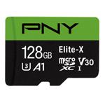 PNY Elite-X U3 A1 TF (microSD) 存��卡(128GB) �W存卡/PNY