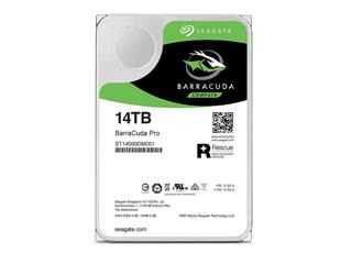 希捷BarraCuda Pro 14TB 7200转 256MB(ST14000DM001)图片