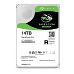 希捷 BarraCuda Pro 14TB 7200转 256MB(ST14000DM001)