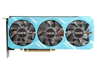 影驰GeForce GTX 1660Ti 金属大师图片
