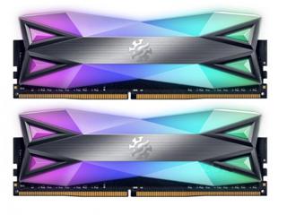 威刚XPG 龙耀 D60G 16GB DDR4 3600(8G×2)图片