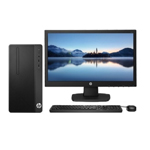惠普288 Pro G4 MT(i5-8500/8GB/128G SSD+1TB/2G独显/20.7LED) 台式机/惠普