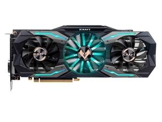 铭�u GeForce RTX 2060 Super iCraft GM 8G图片