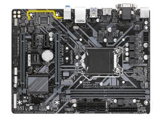 技嘉B365M HD3图片
