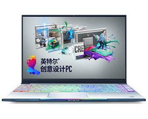 机械师Machbook-PCi1(i7 9750H/16GB/512GB+1TB/GTX1660Ti)