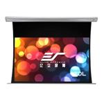 亿立JSP100HT-E18电动幕布(100英寸/玻纤/16:9) 投影屏幕/亿立