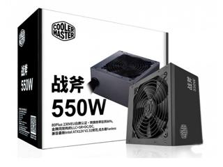 酷冷至尊新战斧 550W(MPE-5501-ACAW)图片