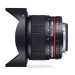 Samyang 8mm f/3.5 UMC FISH-EYE CS II(4/3卡口) 镜头&滤镜/Samyang