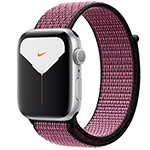 苹果 Watch Nike Series 5(GPS+蜂窝网络/铝金属表壳/Nike回环式运动表带/40mm)