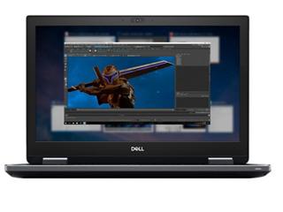 戴尔Precision7540(E 2286M/32GB/1TB/RTX3000)图片