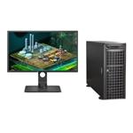 英睿特迎达Z7390(Xeon Gold 6254/512GB/2TB+32TB/RTX6000) 工作站/英睿特