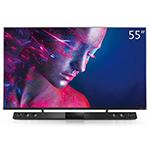 TCL 55C10双屏QLED TV 液晶电视/TCL