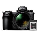 尼康Z6套机(24-70mm,32GXQD) 数码相机/尼康