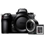 尼康Z6套机(32GXQD,卡口适配器 FTZ) 数码相机/尼康