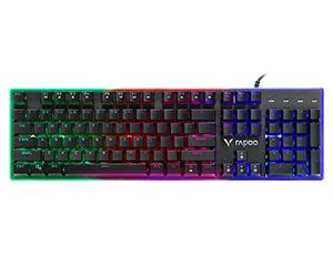 雷柏 V52PRO混彩背光游戏键盘