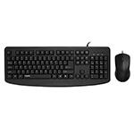 雷柏NX1720有线光学键鼠套装 键鼠套装/雷柏