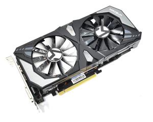 铭�u GeForce GTX 1650 SUPER 终结者 4G图片