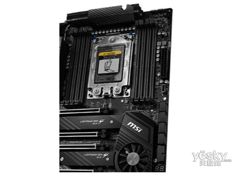 微星TRX40 PRO 10G