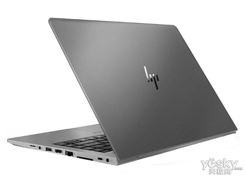 惠普ZBook 14u G6(i7 8565U/8GB/256GB/WX3200)