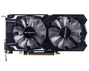 蓝宝石RX 550 4G D5 超白金 OC图片