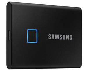 三星移动固态硬盘 T7 Touch(500GB)