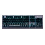 雷神KG5104 Cherry红轴机械键盘 合金版 键盘/雷神