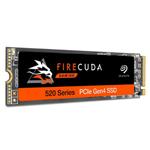 希捷FireCuda SSD系列(500GB) 固态硬盘/希捷