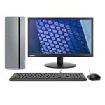 联想天逸510 Pro(i5 9400F/16GB/256GB+1TB/RX550X/21.5LCD) 台式机/联想