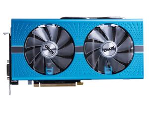 蓝宝石RX 590 GME 8G D5 超白金极光特别版图片