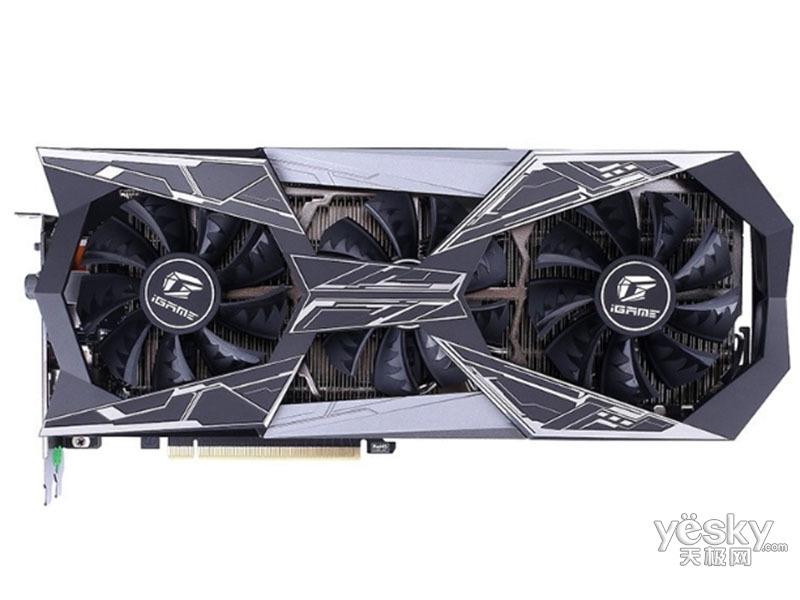 七彩虹iGame GeForce RTX 2080 SUPER Vulcan OC