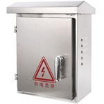 奥盛防雨304不锈钢配电箱(600*800*200mm) 综合布线/奥盛