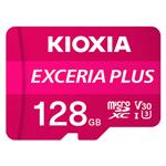 铠侠EXCERIA PLUS 极至光速 microSDXC UHS-I储存卡(128GB) 闪存卡/铠侠
