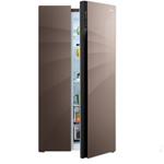 美的BCD-603WKGPZM(E) 冰箱/美的