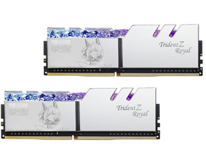 芝奇皇家戟吹雪联名款 16GB(2×8GB)DDR4 4000图片