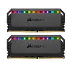 海盗船统治者铂金 RGB 16GB(2×8GB)DDR4 3600 内存/海盗船