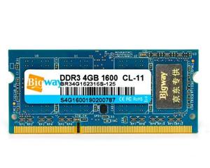 毕伟4GB DDR3 1333(笔记本)图片