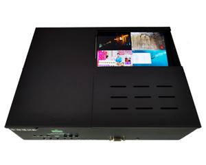 春源丽影4路HDMI输入带屏全景高清录播机HDT104图片