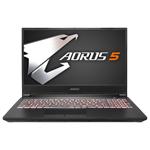 技嘉Aorus 5(i7 10750H/8GB/512GB/GTX1660Ti) 笔记本电脑/技嘉