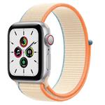 苹果Apple Watch SE 44mm(GPS/铝金属表壳/回环式运动表带) 智能手表/苹果