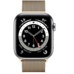 �O果Apple Watch Series 6 40mm(GPS+蜂�C�W�j/不�P�表��/米�m尼斯表��) 智能手表/�O果