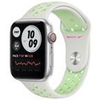 苹果Apple Watch Nike Series 6 44mm(GPS+蜂窝网络/铝金属表壳/Nike运动表带) 智能手表/苹果