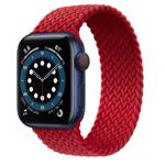 苹果Apple Watch Series 6 44mm(GPS/铝金属表壳/编织单圈表带) 智能手表/苹果