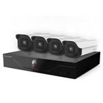 华为D2140-00-I-P(6mm)(4个摄像头+4T硬盘) 监控摄像设备/华为