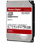 西部数据红盘 12TB SATA3.0 256M(WD120EFAX)