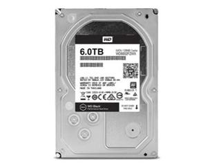 西部数据黑盘 6TB SATA3.0 256M(WD6003FZBX)图片