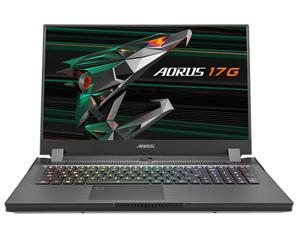 技嘉Aorus 17G 2021(i7 10870H/32GB/512GB/RTX3080MQ)