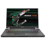 技嘉Aorus 17G 2021(i7 10870H/32GB/512GB/RTX3070MQ) 笔记本电脑/技嘉